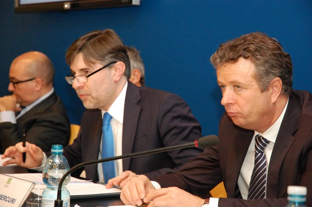 Viceministro Andrea Olivero