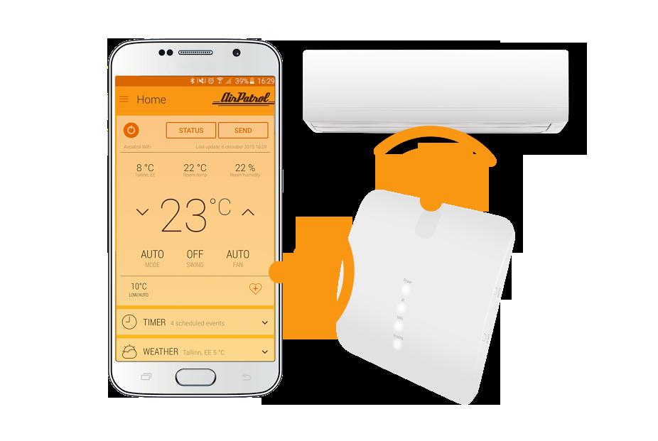AirPatrol-Wi-Fi-controllo-climitazzatore-smat
