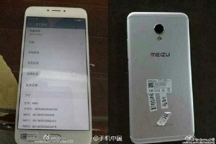 Caratteristiche Meizu MX6