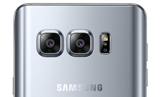 Fotocamera Galaxy Note 7