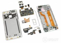 Teardown Huawei P9