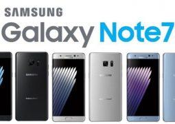 Drop test Galaxy Note 7