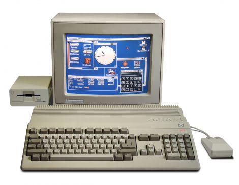 Amiga, su Internet Archive 10.000 giochi gratuiti