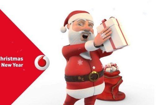 Offerte Vodafone Natale