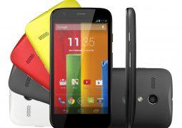 Nuovi smartphone Moto G5