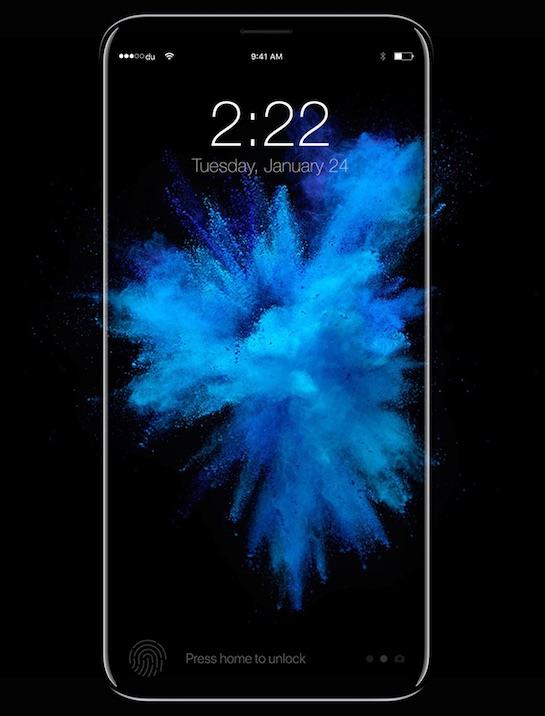 Caratteristiche iPhone 8