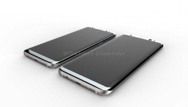News Galaxy S8: primi possibili scatti delle cover ufficiali!