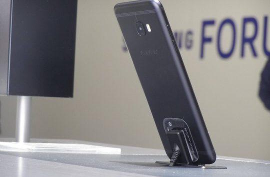 Aggiornamento Galaxy A7 2017