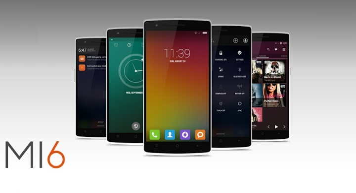Xiaomi Mi 6 previsto in 3 differenti varianti