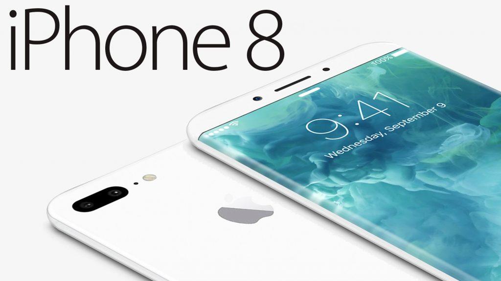 Uscita iPhone 8