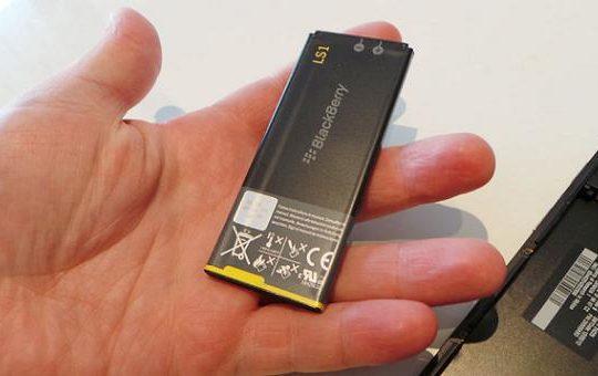 Come aumentare la durata della batteria del BlackBerry