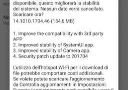 Aggiornamento ZenFone 3 Ultra