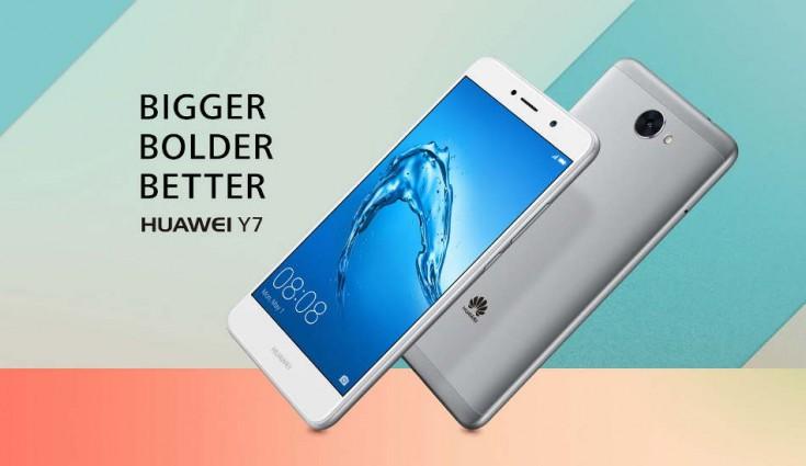 Huawei Y3 2017: ecco la scheda tecnica