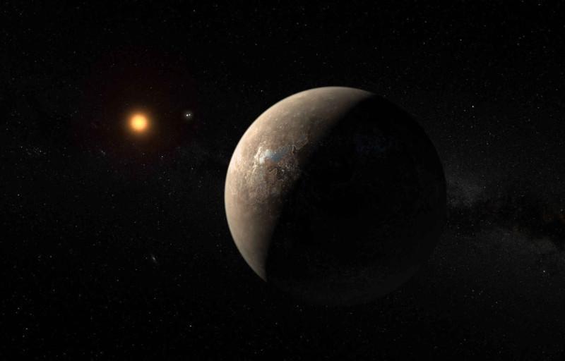 Proxima B Pianeta simile alla Terra: potrebbe ospitare forme di vita