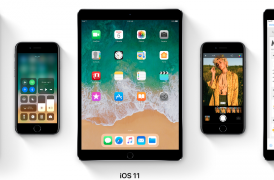 Dispositivi compatibili con iOS 11