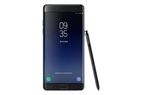 Samsung Galaxy Note 7 FE riveduto e corretto