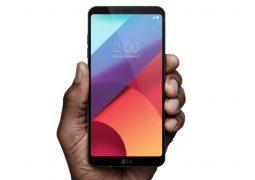 Aggiornamento LG G6