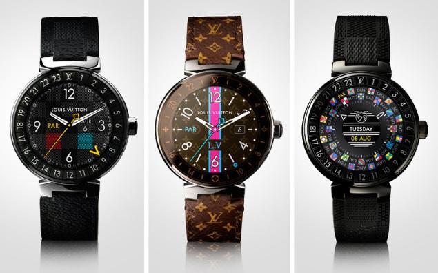 Louis Vuitton presenta Tambour Horizon: lo smartwatch da 2.300 Euro