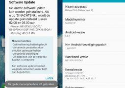 Nuovo e corposo aggiornamento per Note 4