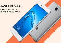 Huawei Nova Lite+