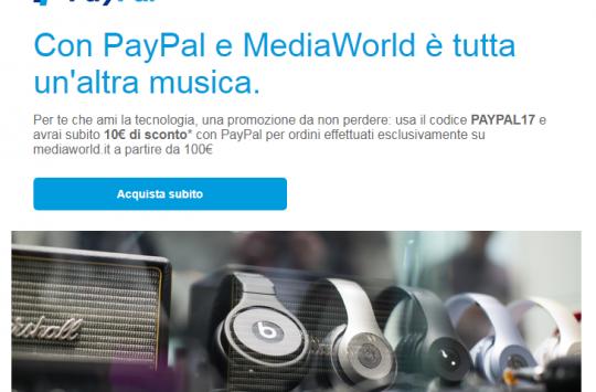 Regalo PayPal