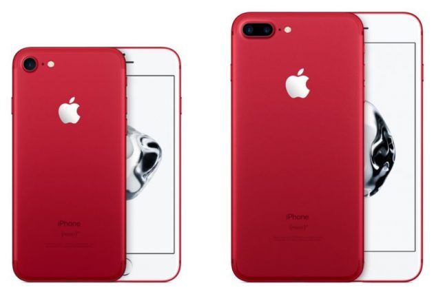 Apple iPhone 7 (PRODUCT) RED