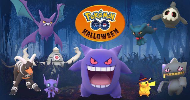Pokémon GO, Halloween all'insegna dell'horror e della terza generazione