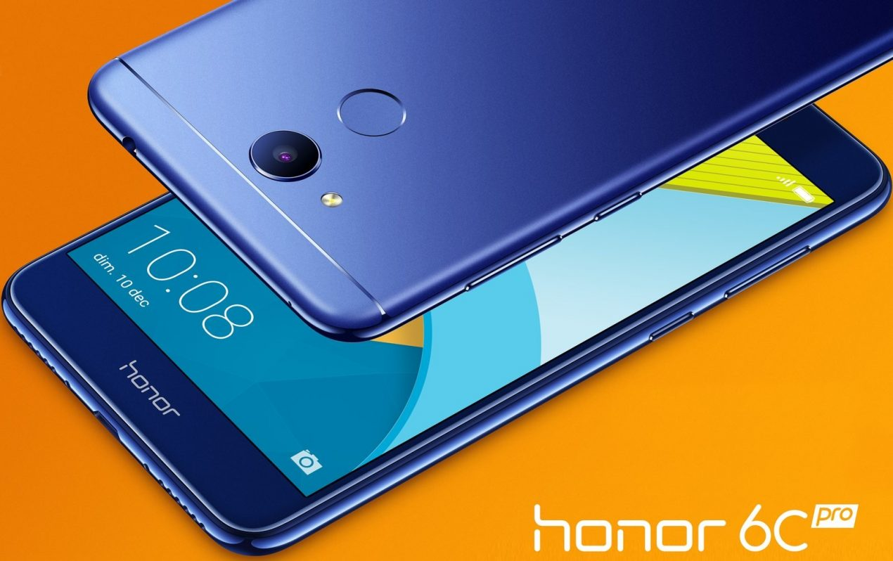Honor 6C Pro in vendita a 179 euro