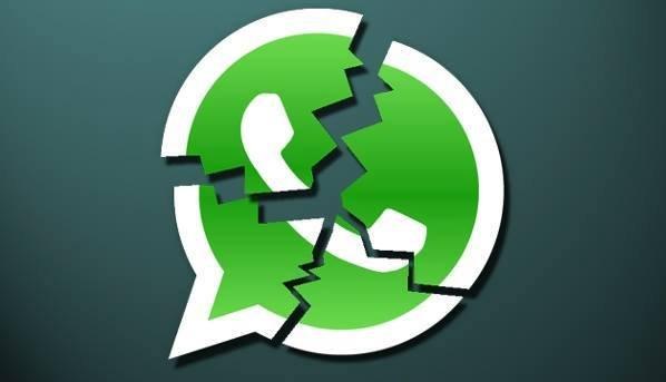 Whatsapp di nuovo attivo dopo più di un'ora di blackout