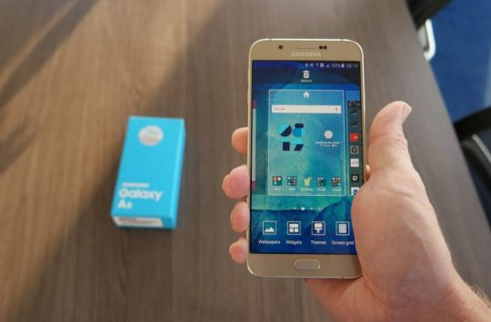 Come fare Hard Reset Samsung Galaxy A9