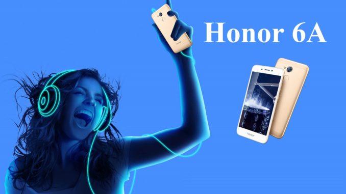 Come fare Hard reset Huawei Honor 6A