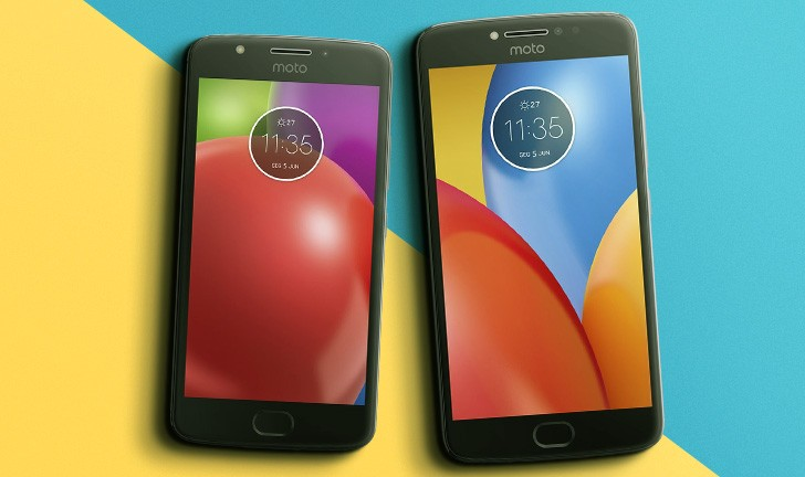 Come fare hard reset Motorola Moto E4 e Moto E4 Plus