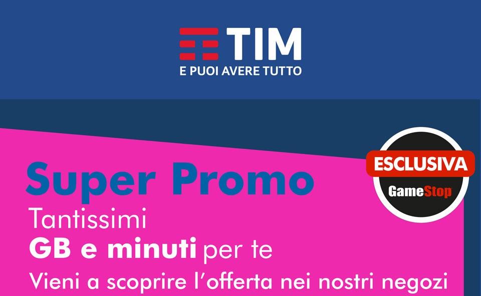 TIM offre 20GB di Internet e 1000 minuti a 10 euro per gli ex clienti