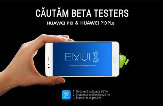 Huawei testa Android 8 Oreo su P10 e P10 Plus