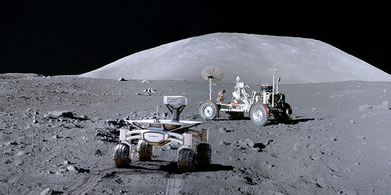 Vodafone e Nokia porteranno il 4G sulla Luna entro fine 2019